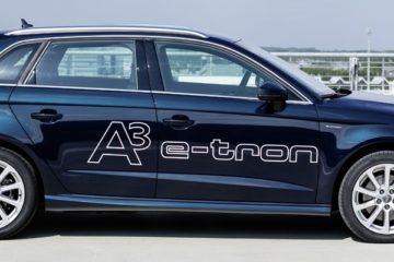 Audi A3 Sportback e-tron 2016
