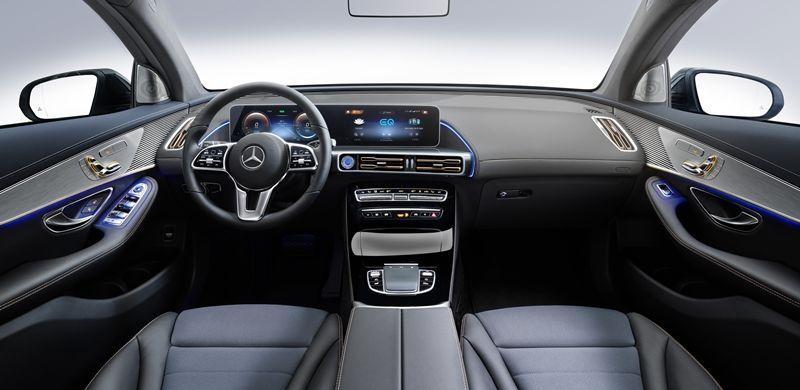 Mercedes EGQ 2018