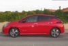 Prueba Nissan Leaf 2018