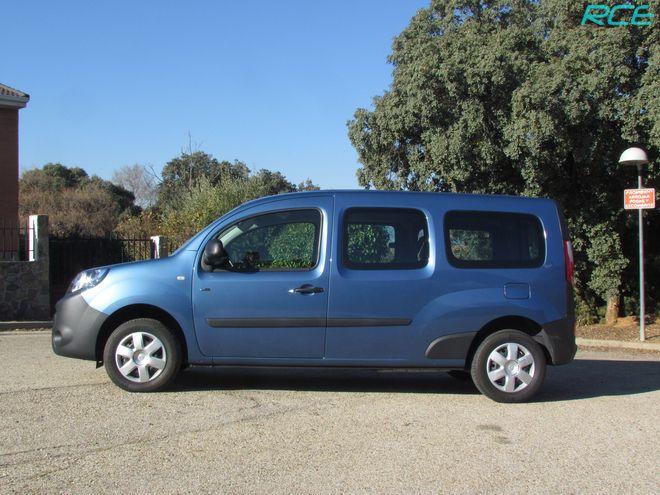 Renault Kangoo ZE Maxi 2019 prueba