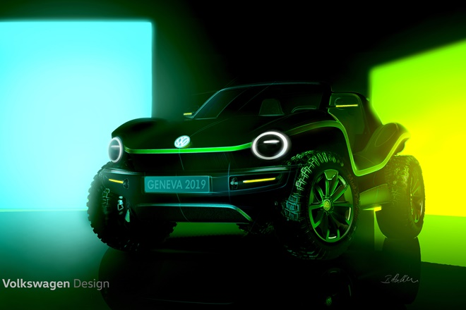 concept buggy vw 2019