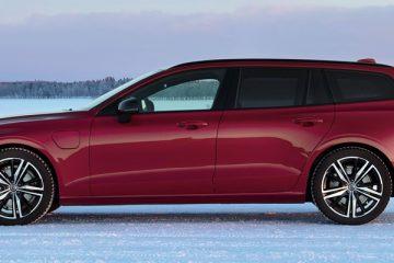 Volvo V60 2018 ficha