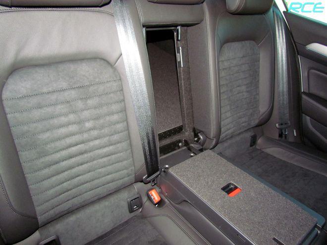 VW Passat GT prueba