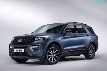 Ford Explorer híbrido enchufable 2019-01