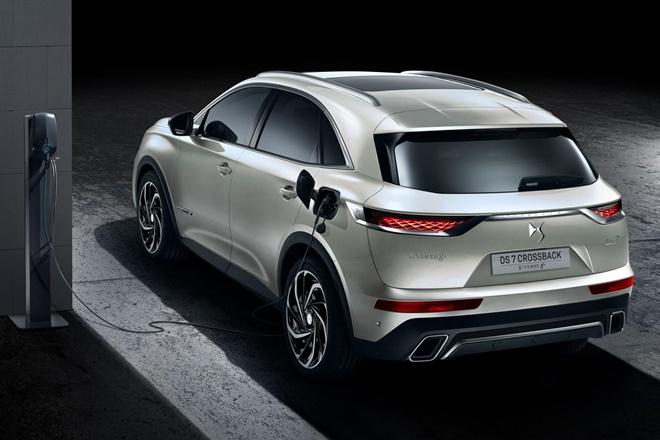 ds7 crossback e-tense 2019