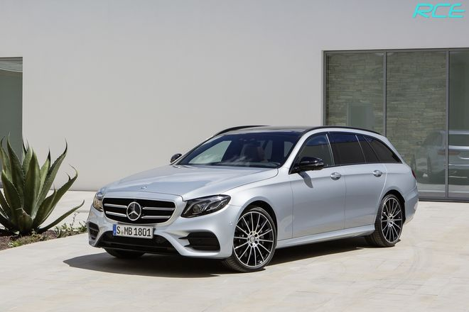 mercedes clase e estate 2016