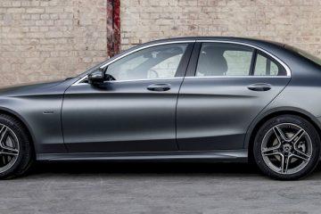 Mercedes Clase C 2018 ficha