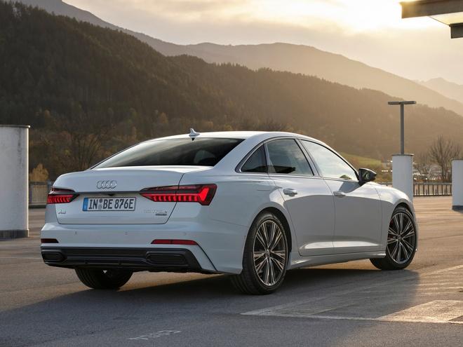 Audi A6 55 TFSIe quattro 2019