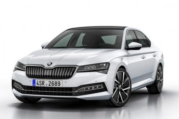 skoda superb iv 2019