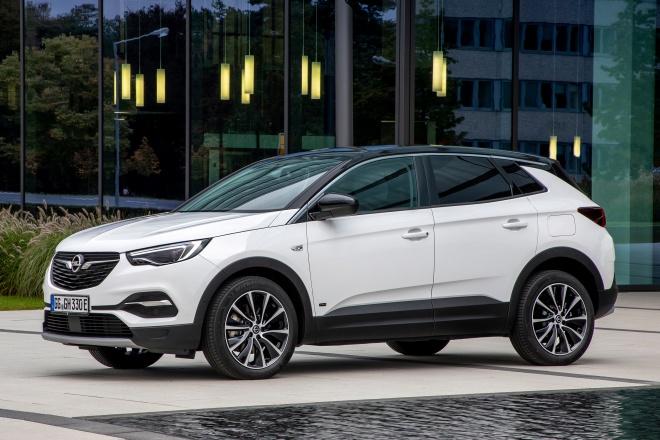 Opel Grandland X PHEV 2020